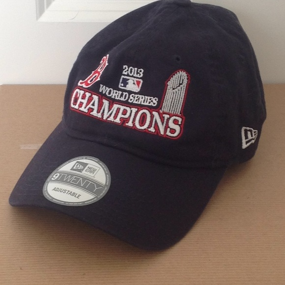 d6ac0d64d419a Red Sox New Era World Series Hat
